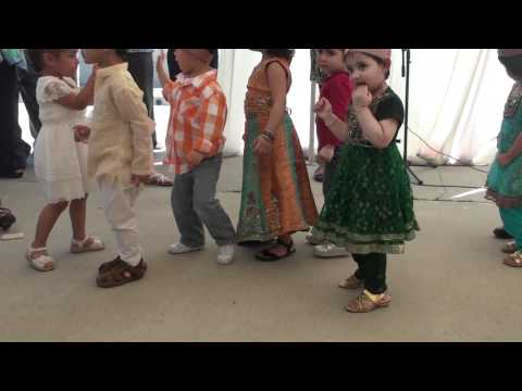 Ishani's performance at Anaheim Hills Montessori III