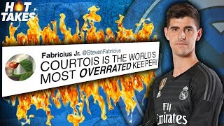 """""""Thibaut Courtois Is Real Madrid's WORST Player"""" 