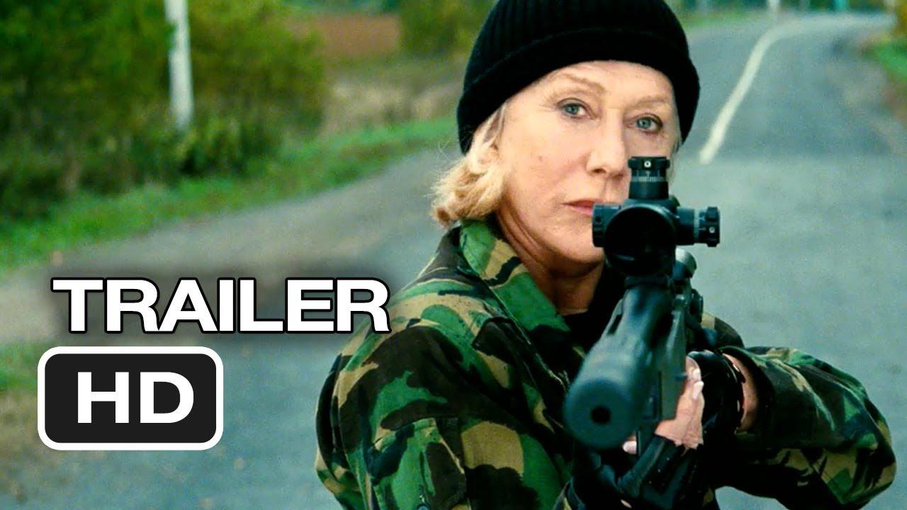 Download Red 2 TRAILER 1 (2013) - Bruce Willis, Helen Mirren Movie HD