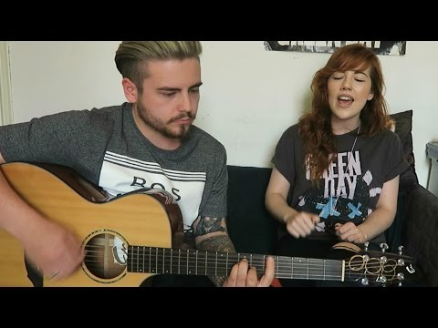 It Never Ends by Bring Me The Horizon Acoustic Cover
