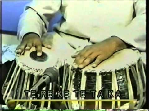 Tabla Exercise for bols