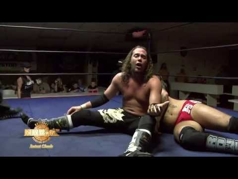 Official NWA Lone Star Jr. Heavyweight Championship: Raymond Rowe vs John McChesney | HD