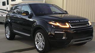 Land Rover Range Rover Evoque Videos