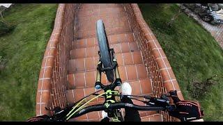 After School Freeride (So Satisfying Bike Video)
