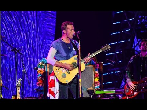 Coldplay Performs atGlobal Citizen Festival 2016 In India