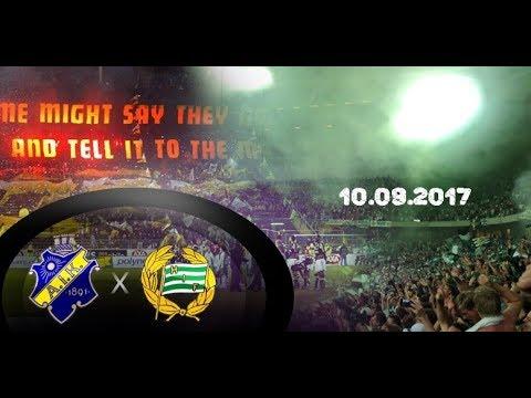 Stockholm derby 🞄 Hammarby 1-1 AIK 🞄 10.09.2017 Promo