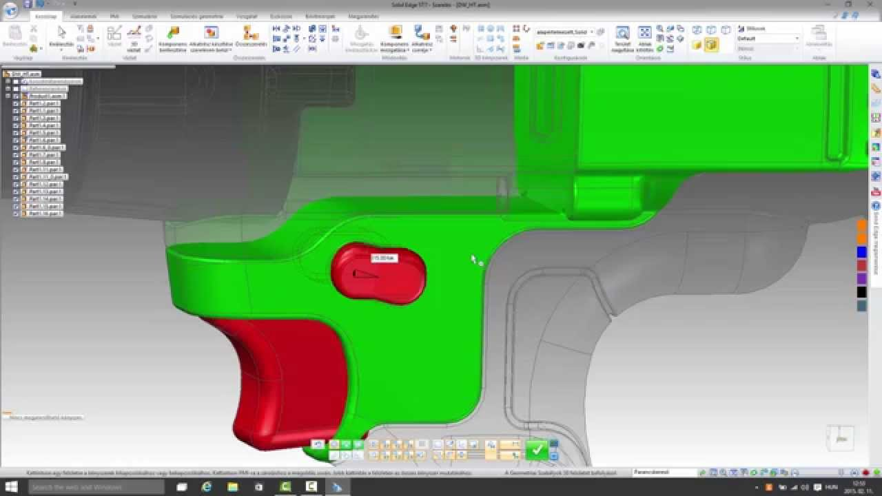 Download solid edge 2d drafting st5 105. 00. 01. 015.