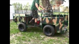 Ultimate farm 4 wheeler (Tankco Tote APV)