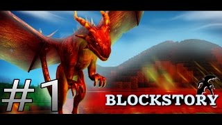 | PRIMER CONTACTO | Block Story Android Gameplay (1) _ Español