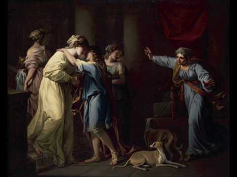 Joseph Brodsky reads 'Odysseus to Telemachus'