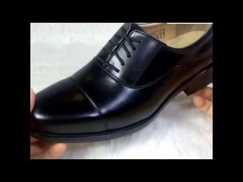 Giày tăng chiều cao da bò cao cấp DAV04