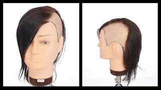 Skrillex Haircut - TheSalonGuy