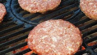 Brisket Burgers from a untrimmed packer brisket!
