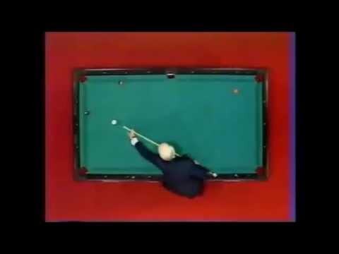 Luther Lassiter vs Irving Crane Legends of Pocket Billiards