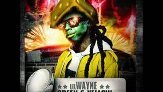 lil wayne green and yellow w/lyrics