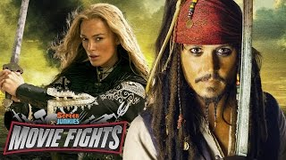 How To Fix Pirates of the Caribbean - MOVIE FIGHTS!!