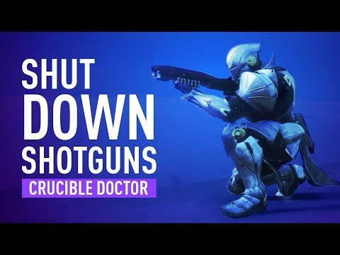 Destiny 2: Shutting Down Shotguns - Crucible Doctor Episode 3 // Ascendant Nomad thumbnail
