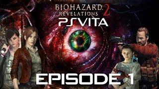 Resident Evil Revelations 2 - PS VITA - Episode 1