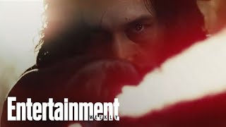 The Last Jedi: Why Kylo Ren Resents The Resistance   Story Behind The Story   Entertainment Weekly thumbnail