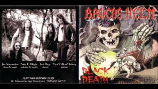 Brocas Helm - Black Death (Full Album)
