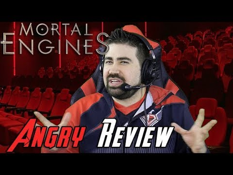 Mortal Engines Angry Movie Review