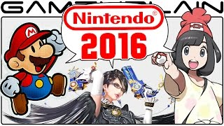 Nintendo 2016 Year in Review Part 1: Wii U, 3DS Games, DLC, amiibo & more  – Discussion