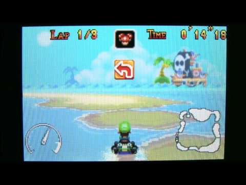 Classic Game Room Mario Kart Super Circuit For Gba Youtube