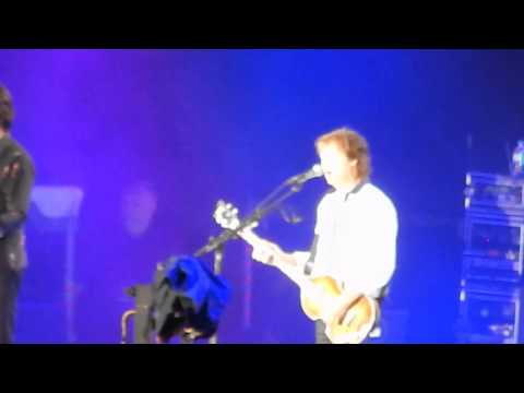 Paul McCartney Nationals Ball Park Washington DC July 12, 2013  Out There Tour P6