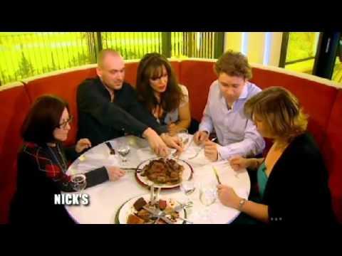 Nick Knowles recipe challenge results - Gordon Ramsay