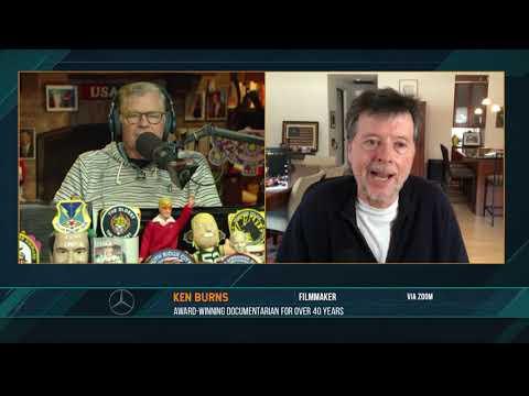 Ken Burns on the Dan Patrick Show Full Interview | 9/17/21