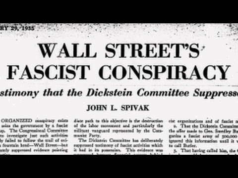 The Fascist Plot to Overthrow FDR (FULL Documentary)