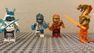 LEGO Ninjago Forbidden Spinjitzu Episode 10 - REVENGE (Part 3 Season Finale)