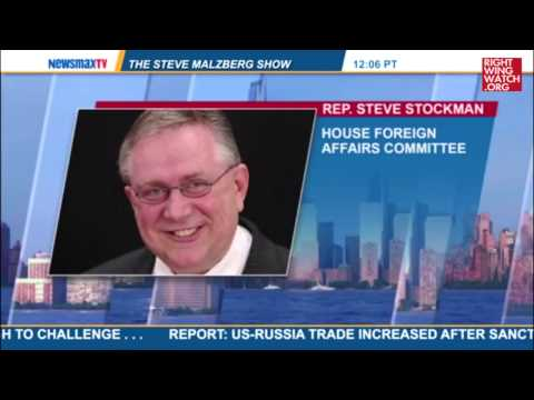 RWW News: Rep. Steve Stockman Calls Lois Lerner 'A Word That Rhymes With Witch'