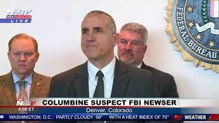COLUMBINE THREAT: FBI Update On Colorado Suspect