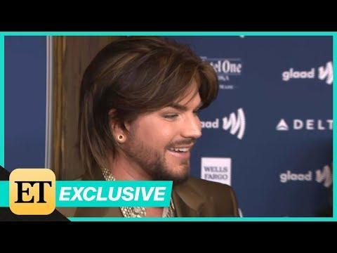 Adam Lambert Dishes On New Boyfriend (Exclusive)