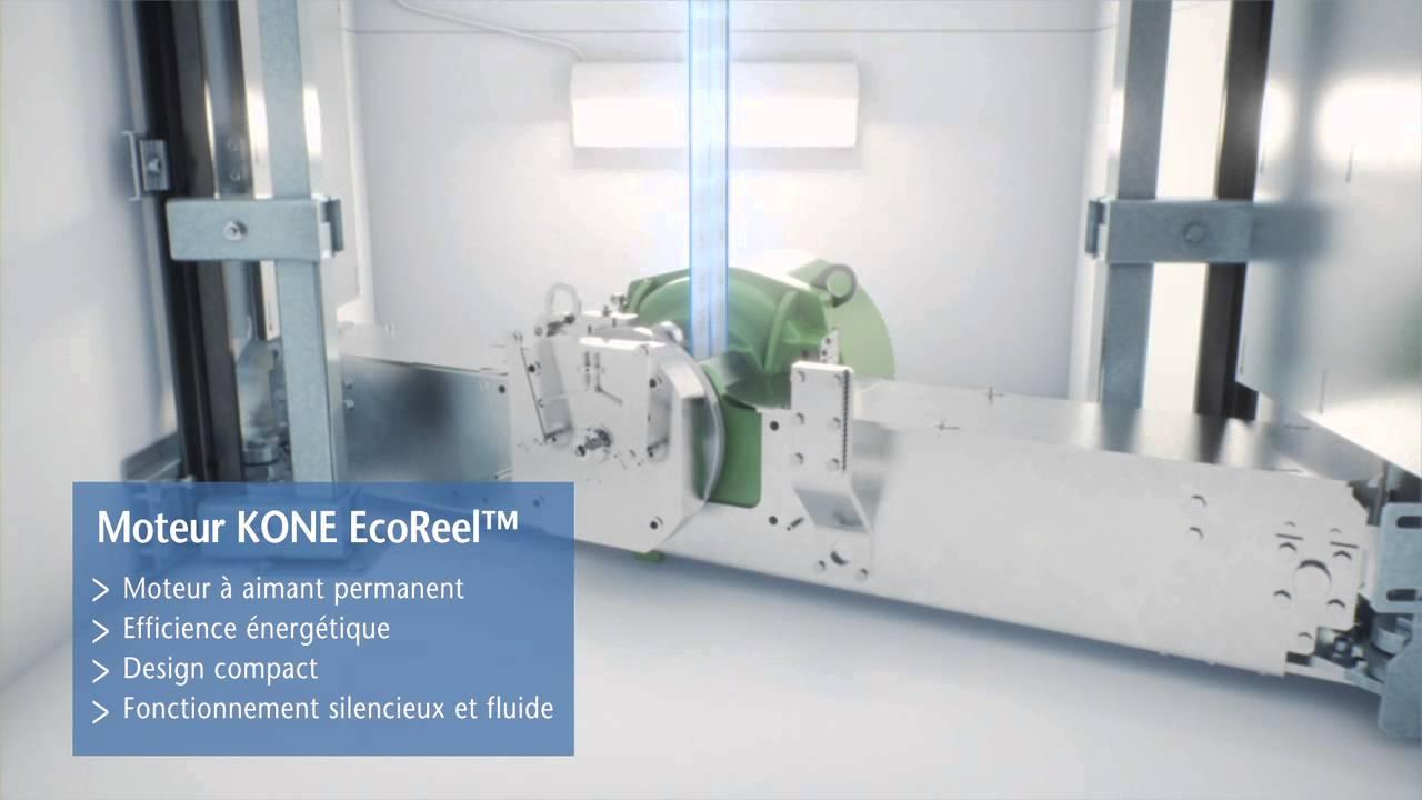 ascenseur kone nanospace confort s curit et fiabilit. Black Bedroom Furniture Sets. Home Design Ideas