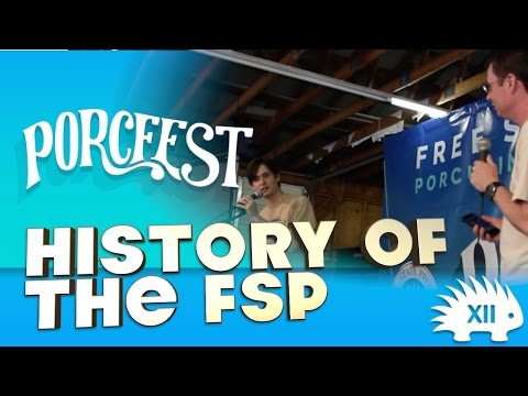 History of the FSP - An Early Mover and Organizer Perspective