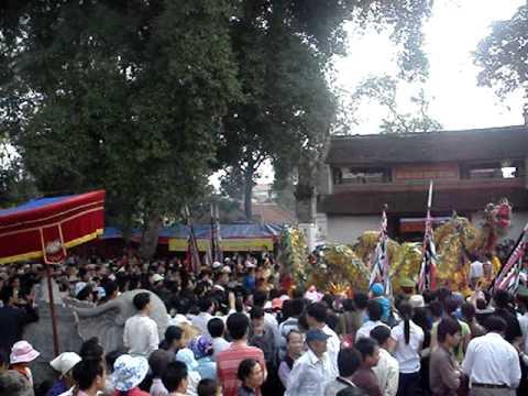 MOV00049 Lễ hội đền Hai Bà Trưng tại xã Hát Môn Phúc Thọ HN