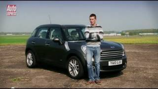 Mini Countryman v Nissan Juke v Alfa Giulietta v Citroen DS4 review part one - Auto Express