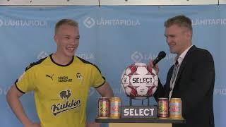 Lehdistötilaisuus: KuPS - FC Inter