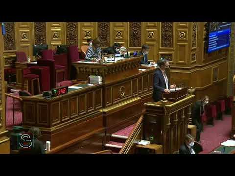 Alain MARC : PJL Parquet européen, justice environnementale et justice pénale spécialisée