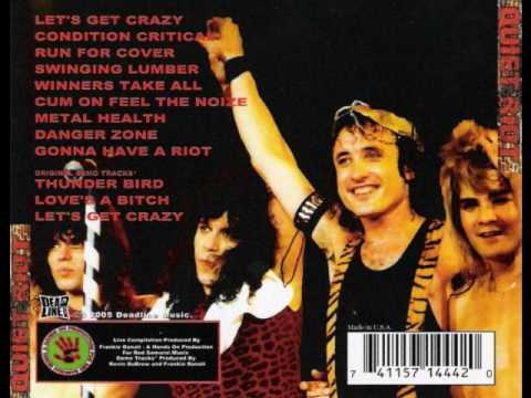 Quiet Riot- Slick Black Cadillac (2002 LIVE) - YouTube