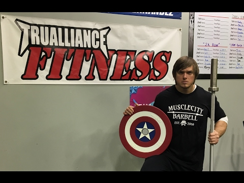 Dmitry Lapikov  Seminar at TruAlliance Fitness in Duluth, GA