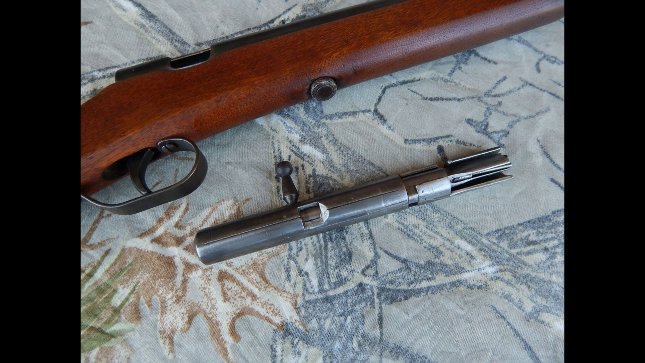 Hamilton & Sons Model 43 Boy's Rifle Break Down