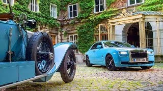 HISTÓRIA Rolls-Royce 1904-2014