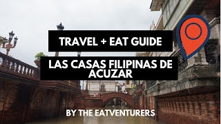 Travel  and Eat Guide: Las Casas Filipinas de Acuzar Day Tour