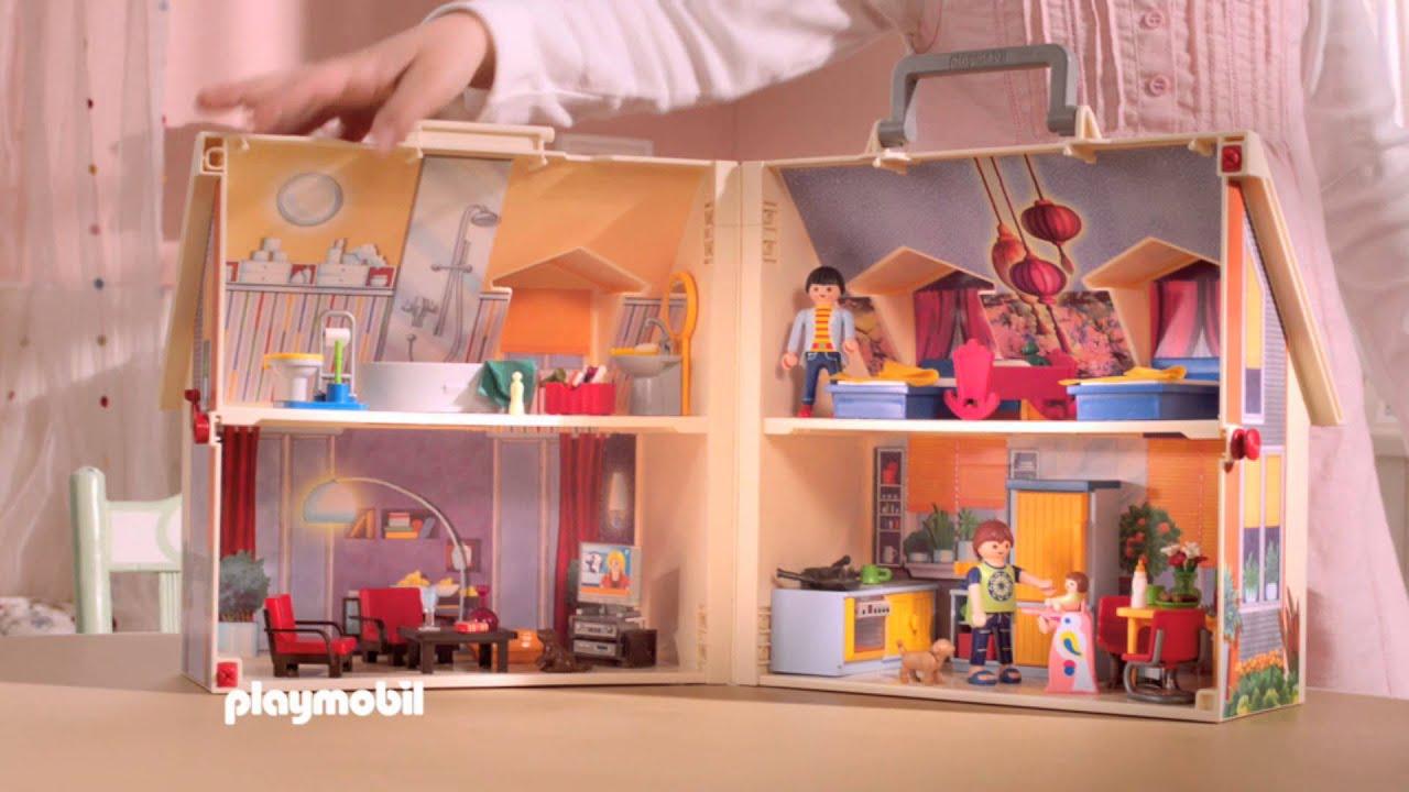 Playmobil Poppenhuis - YouTube