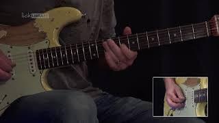 Blues Deluxe - Joe Bonamassa (Performance by Danny Gill)