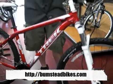 4 Years Later: 2012 Trek 3700 Disc Mountain Bike - YouTube