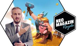 Coin Master - Abzocke mit Fun | NEO MAGAZIN ROYALE mit Jan Böhmermann - ZDFneo